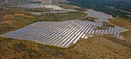 Planta fotovoltaica de Moura