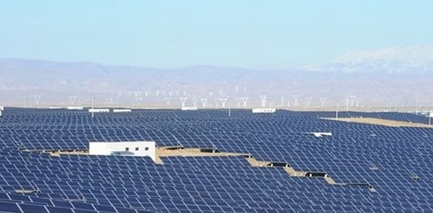 Top 5 Largest Solar Power Plants Of The World Solarinsure
